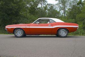 Restaurando un Dodge Challenger 1970