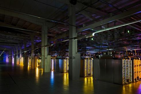 Google Datacenters - Centro de datos - CPD