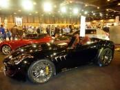 Tauro V8 Spider (un toro español)