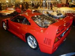 Ferrari F40 (siempre llamativo)