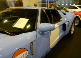 Ford GT Gulf (otro con mayusculas)