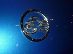 Emblema de un Impala SS