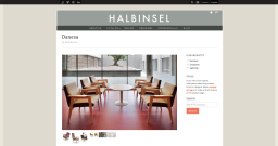 Halbinsel Design - Product detail 2014