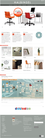 halbinsel design home 2014