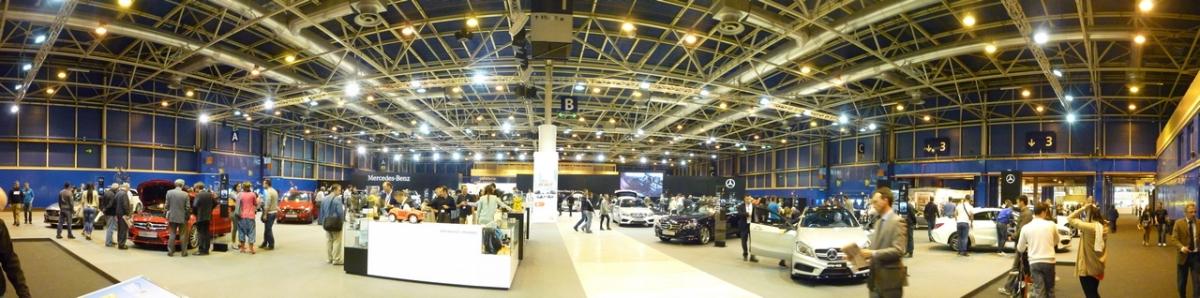 Salón del Automóvil de Madrid 2014