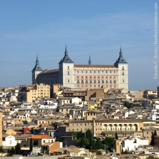 Alcazar de Toledo España