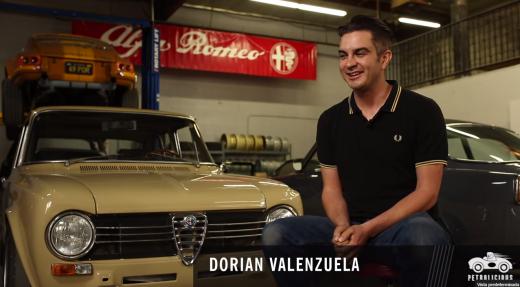 He Built This Alfa Romeo Giulia